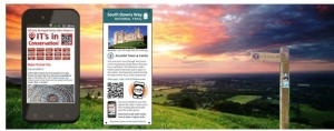 South Downs mobile interpretation